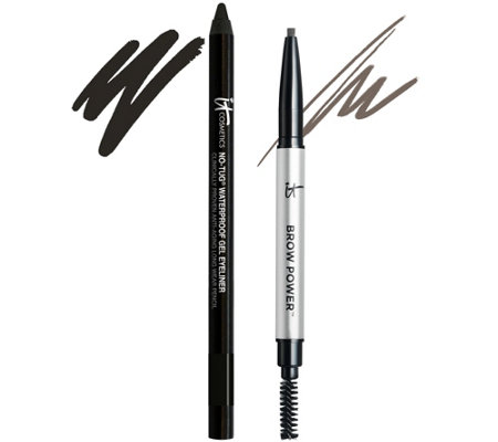 IT Cosmetics Brow Power & No Tug Eyeliner Duo Auto-Delivery