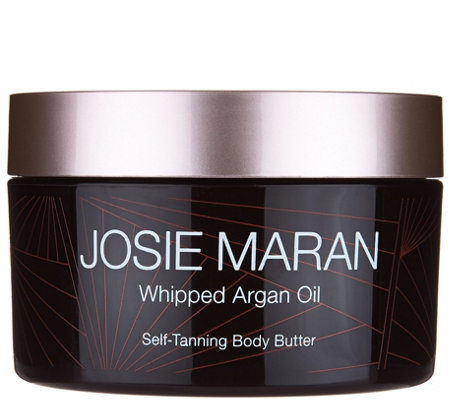 josie maran whipped argan oil self tanning body butter page 1. Black Bedroom Furniture Sets. Home Design Ideas