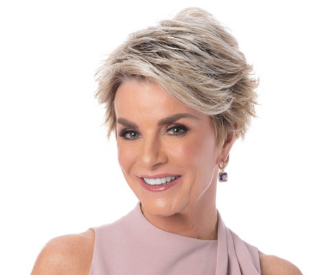 Toni Brattin Inspiration Short Textured Wig