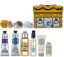 L'Occitane 9-piece Discovery Kit with Gift Packaging - A302682