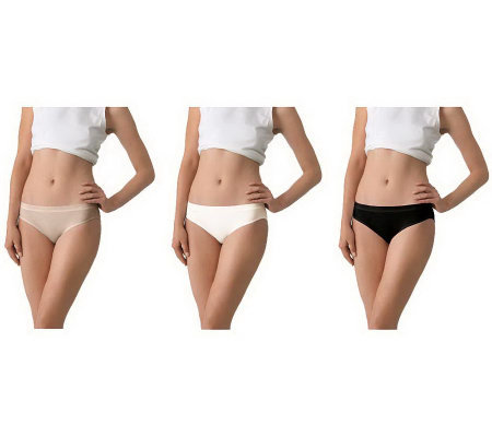 Jockey Staycool Bikini Panties Set of 3