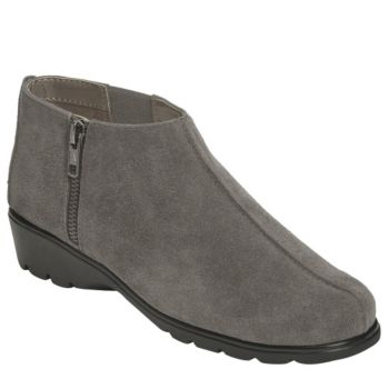 Aerosoles Leather Ankle Boots - Sonic