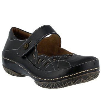 Spring Step L'Artiste Leather  Mary Janes - Dadra - A355982
