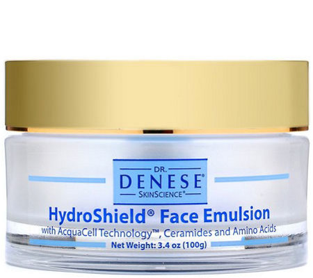 Dr. Denese Super-Size HydroShield Face Emulsion, 3.4 oz