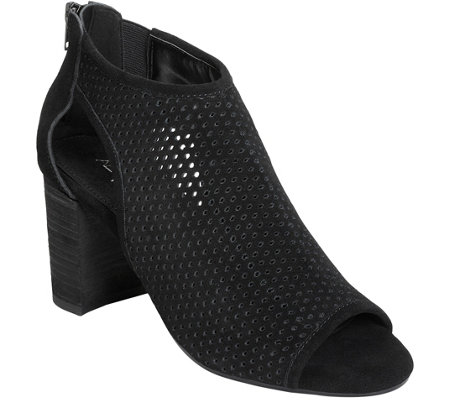 Aerosoles Heel Rest Booties - High Frequency