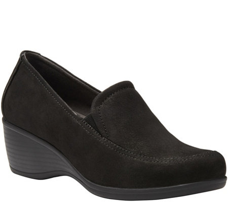 Eastland Leather Slip On Loafers  - Cora