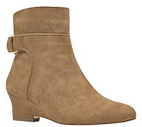 Nine West Leather Booties - Jabali - A362282