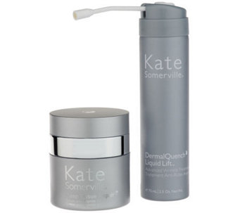 Kate Somerville Treat & Hydrate DermalQuench & Deep Tissue Duo Auto-Delivery - A252783