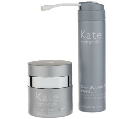 Kate Somerville Treat & Hydrate DermalQuench & Deep Tissue Duo Auto-Delivery