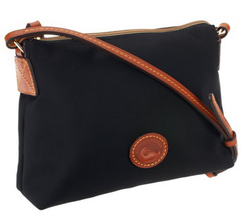 Dooney & Bourke Nylon Crossbody Pouchette Bag - A257683
