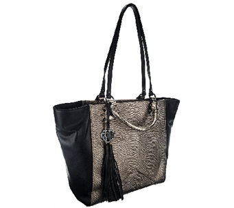 Rafe Leather Medium Joey Tote - A257783