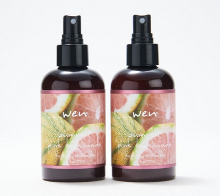 WEN by Chaz Dean Spring Replenishing Treatment Duo