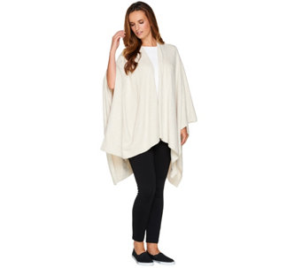 Barefoot Dreams Cozychic Lite Open Front Weekend Wrap - A280183