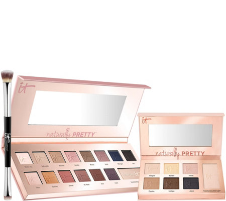 IT Cosmetics Your Naturally Pretty Eyes 3pc Collection