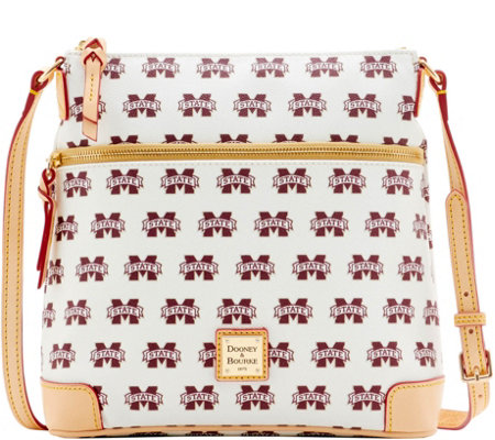 Dooney & Bourke NCAA Mississippi State Crossbody