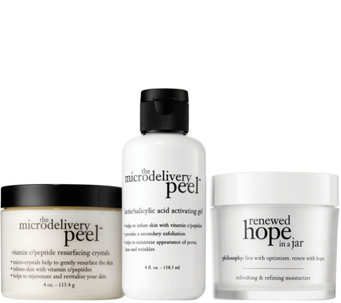 philosophy super-size vitamin-c peel & renewed hope Auto-Delivery - A288183