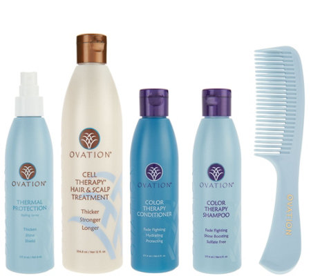 Looking for Ovation Hair Care? Shop online and find a large assortment of Hair Care at spendingcritics.ml Don't Just Shop. Q. Skip to Main Navigation; Ovation Cell Therapy 4-piece Hair Care Set. $ (39) Ovation Cell Therapy 5-Piece Collection. $ (55) Ovation Essential Lightweight Hair Oil 2 oz.