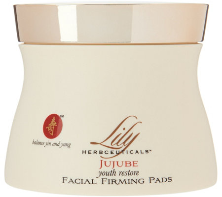 Lily Bioceuticals 70 Jujube Facial Firming Pads