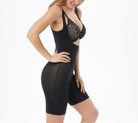 Spanx Trust Your Thinstincts Open Bust Bodysuit