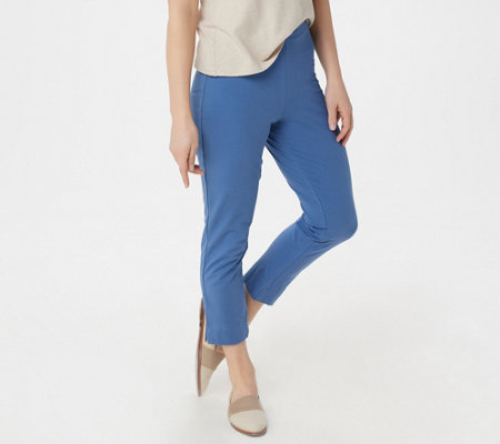 Women with Control Crop Pants