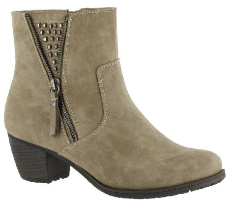 Easy Street Ankle Boots - Rylan