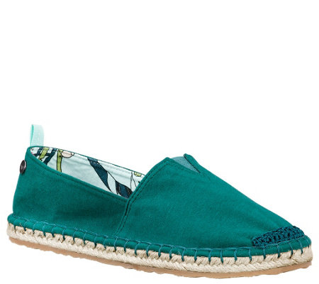 Sakroots Slip-on Espadrilles - Ella Origin