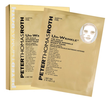 Peter Thomas Roth Un-Wrinkle Sheet Masks