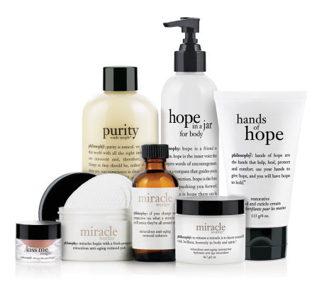 philosophy girl essentials 6 pc skin care collection - Page 1 — QVC.com
