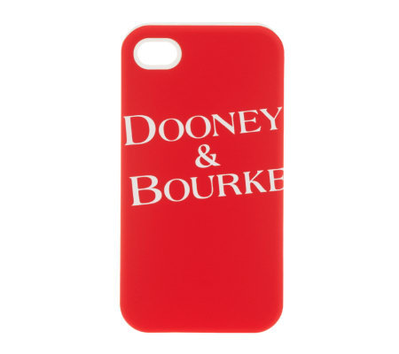 Dooney & Bourke iPhone Red Case