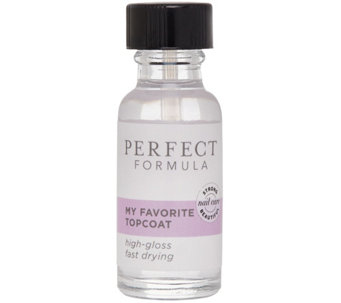 Perfect Formula My Favorite Topcoat - A243584