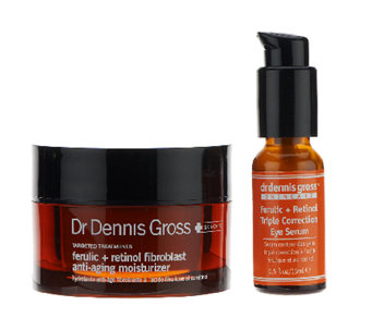 Dr. Gross Ferulic & Retinol Face & Eye Duo - A257184