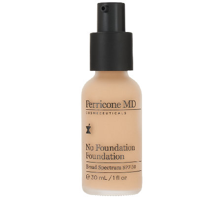 Perricone MD No Foundation Foundation SPF 30