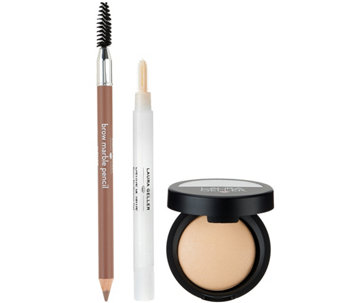 Laura Geller The Brow Artist 3 pc Perfecting Collection - A269184