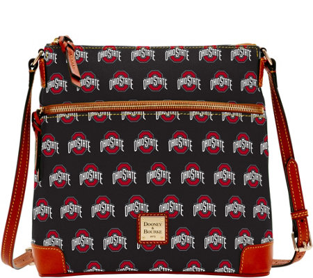 Dooney & Bourke NCAA Ohio State University Crossbody