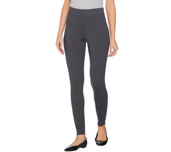 C. Wonder Pull-On Ponte Knit Ankle Length Leggings - A284184