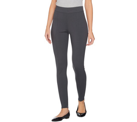C. Wonder Pull-On Ponte Knit Ankle Length Leggings
