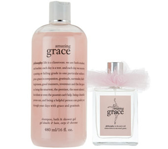 philosophy amazing grace special edition fragrance & shower gel duo - A285984