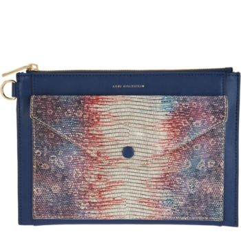 LOGO by Lori Goldstein Envelope Pouch with RFID