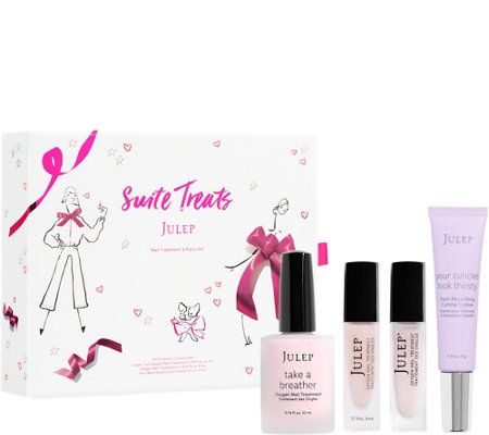 Julep Suite Treats Nail Treatment 4-piece Set