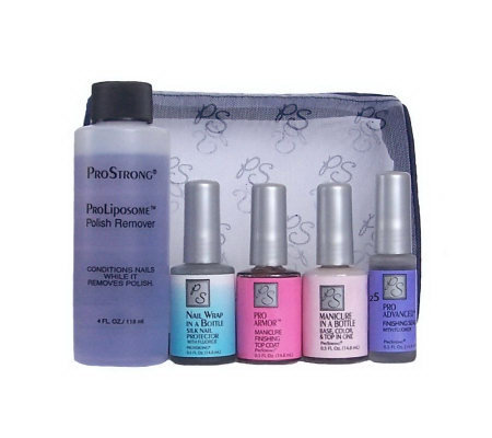 ProStrong Manicure Essentials