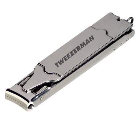 Tweezerman Folding Nail Clipper