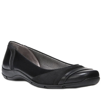 LifeStride Slip-on Flats - Dig - A355884