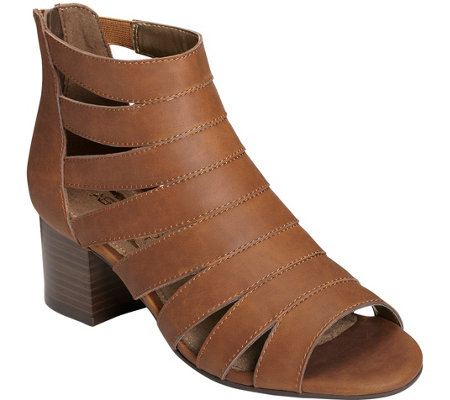 Aerosoles Heel Rest Sandals - Midfield