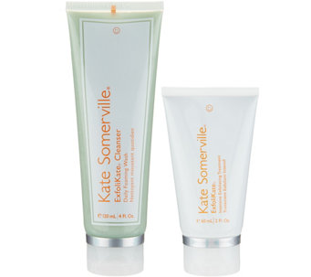 Kate Somerville ExfoliKate Cleanser and Treatment Duo - A279885