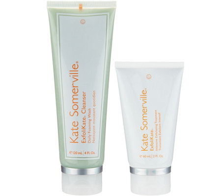 Kate Somerville ExfoliKate Cleanser and Treatment Duo