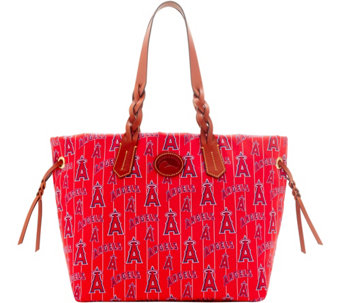 Dooney & Bourke MLB Nylon Angels Shopper - A281685