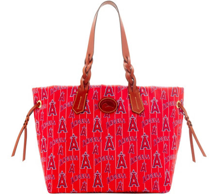 Dooney & Bourke MLB Nylon Angels Shopper