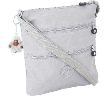 Kipling Nylon Mini Triple Zip Crossbody Bag - Keiko