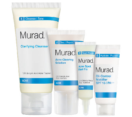 Murad 30-Day Acne Starter Kit