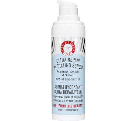 First Aid Beauty Ultra Repair Hydrating Serum,1 oz